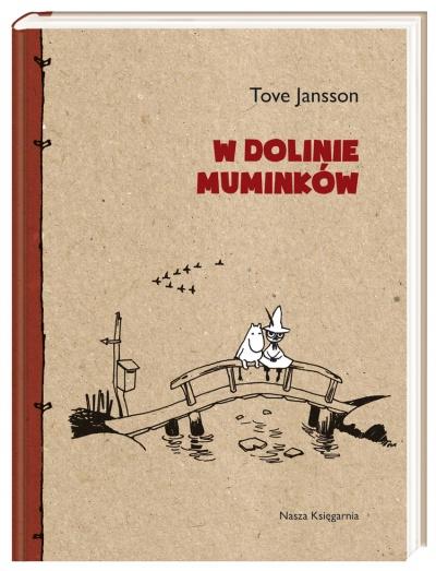 W dolinie Muminków, okładka książki